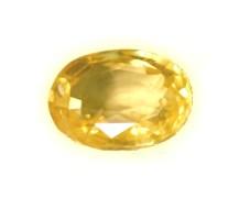 Geoshine General Yellow Sapphire Gemstone
