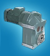 DX - Shaft Mounted Helical Geared Motors