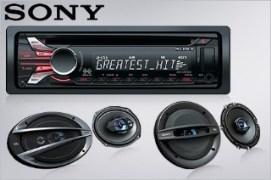 Sony Xplod XS-GTX6931 Car Speaker