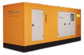 Mahindra and Mahindra Generator