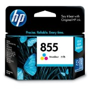 HP 855 Tri-color Inkjet Print Cartridge C8766ZZ