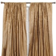 Deco Window Rod Pocket Window Curtain