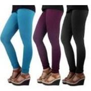 R P Woolen Ladies Leggings Combo Pack
