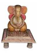 Handicana Ganesh on Chowki