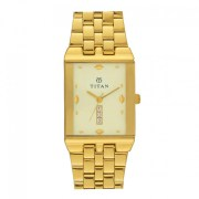 Titan Gold Watch