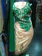 Gupta Chanderi Silk Salwar Suit