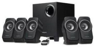 Creative SBS A520 5.1 Multimedia Speakers