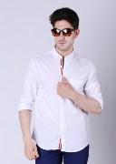 Peter England Mens Plain Formal Full Sleeve Shirt