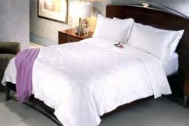 Imported Cotton Bed Sheet
