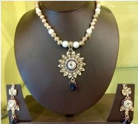 Wild West Antique Pendent Sun Hara Necklace