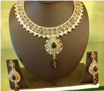 Wild West Hi Fashion Jewellers Antique Kutch Design Necklace