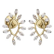 American Diamond Stone Earring