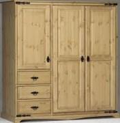 Wooden Bero 9054  Wardrobe