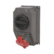 Legrand Hypra Interlocked Switched Inclined Socket