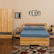 Fab Home Verna Bedroom Set
