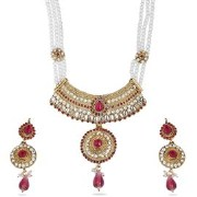 Asian Pearls Jewels Girls Women Necklace