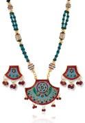 Vendee Fashions Designer Necklace Set