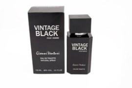Gianni Venturi Vintage Black 100 ML Mens Perfume