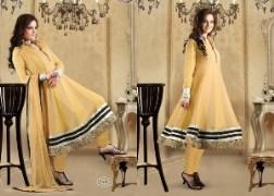Vatika Ladies Anarkali Salwar Suit