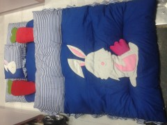 Kids Gallery Carrot Rabbit Baby Bedding Bag