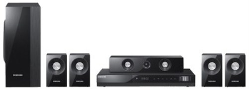 Samsung HT-D550K 5.1 Home Theatre System