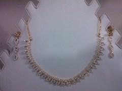 Sanmati Dust Diamond Necklace
