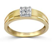 Kathana GR338 Men's Ring