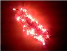 Decorative Light (Set of 4 Pcs & Get 1 Free) - Red
