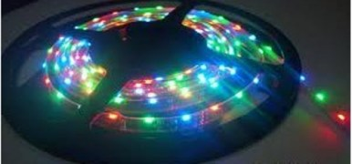 Water proof SMD Strip LED Light In Multi Color