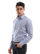 GAS Mens Striped Octave Shirt