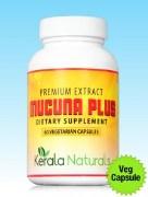 Kerala Naturals Mucuna Plus MU P Ayurvedic Dietary Supplement