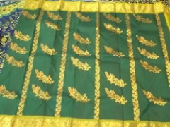 Indian Soft Silk Fancy Sarees