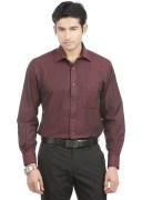 Peter England Striped Shirt