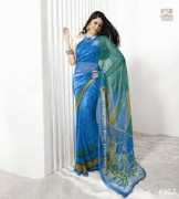 Vishal  printed saree