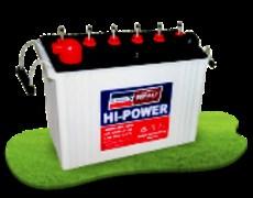Hi-Power 12V/150Ah Tubular Battery