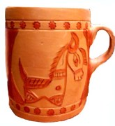 Terracotta Coffee Mugs