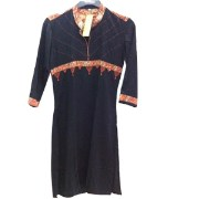 Sanch Silhouette SS02 Womens Bordered Kurti