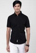 Wrangler Black Casual Shirts