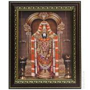 Sri Krishna Moorthy Fine Arts Venkateshwara Wood Frame