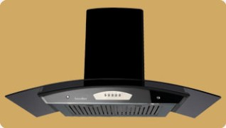 Cooker Hood Shine 3B 70 Chimney