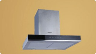 Cooker Hood Elegant 4BI Chimney