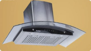 Cooker Hood Ultimo 4B 90 Chimney