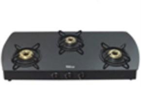 Gilma Nero 3 Burner LCD Stove