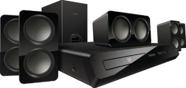 Philips HTS3533/94 5.1 Home Theatre System