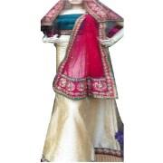 Sukris Chiffon SS001 Saree