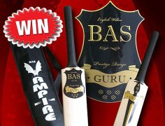 Bas Vampire Club Cricket Bat