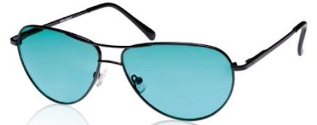 Fastrack Admiration Aviator Sunglasses TR-M104BU1