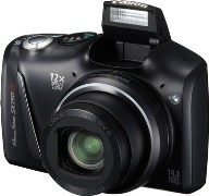 Canon PowerShot SX150 IS Point & Shoot Camera