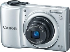 Canon PowerShot A810 Point & Shoot Camera