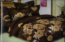 The Concept Printed Bed Sheet